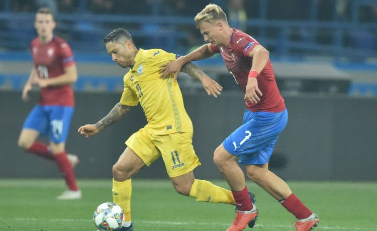 Збірна України здобула третю перемогу поспіль в Лізі націй