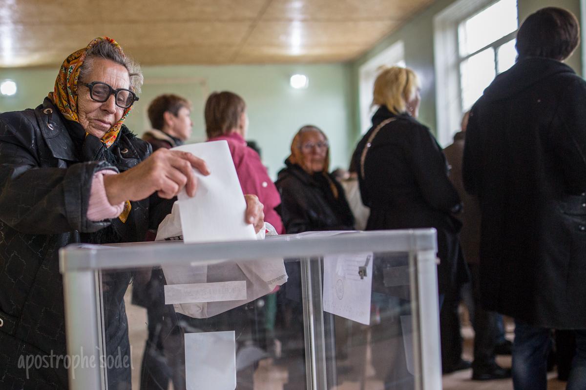 Как проходят выборы мэров городов Украины