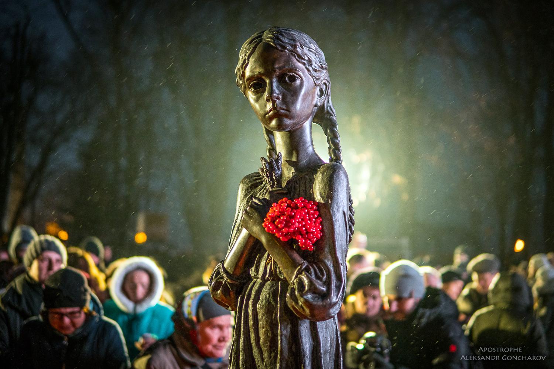 23 ноября Украина вспоминает жертв голодоморов