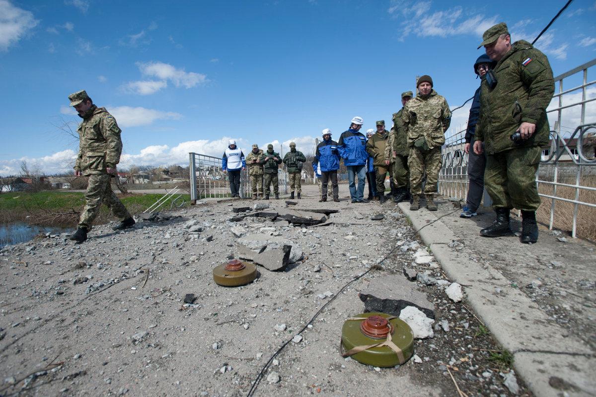 Генерал-майор ВСУ рассказал об отношениях с россиянами в работе Совместного центра по контролю и координации режима прекращения огня