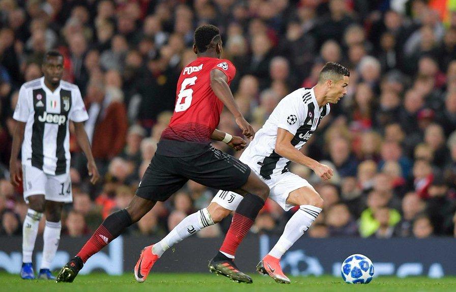 Туринцы и манкунианцы сыграли в четвертом туре Лиги чемпионов