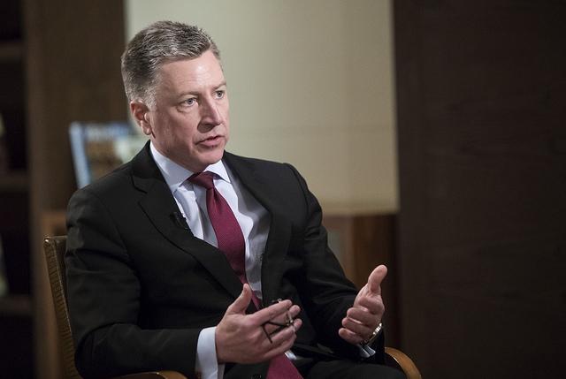 Курт Волкер о своей миссии в Украине