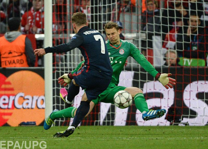 3 мая в Мюнхене определился первый финалист главного еврокубкового турнира