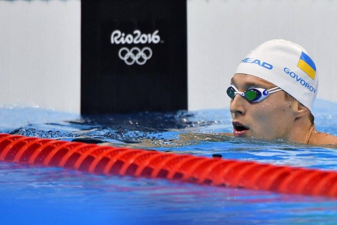 Пловец Андрей Говоров, на которого надеялась вся Украина, не оправдал ожидания в финале