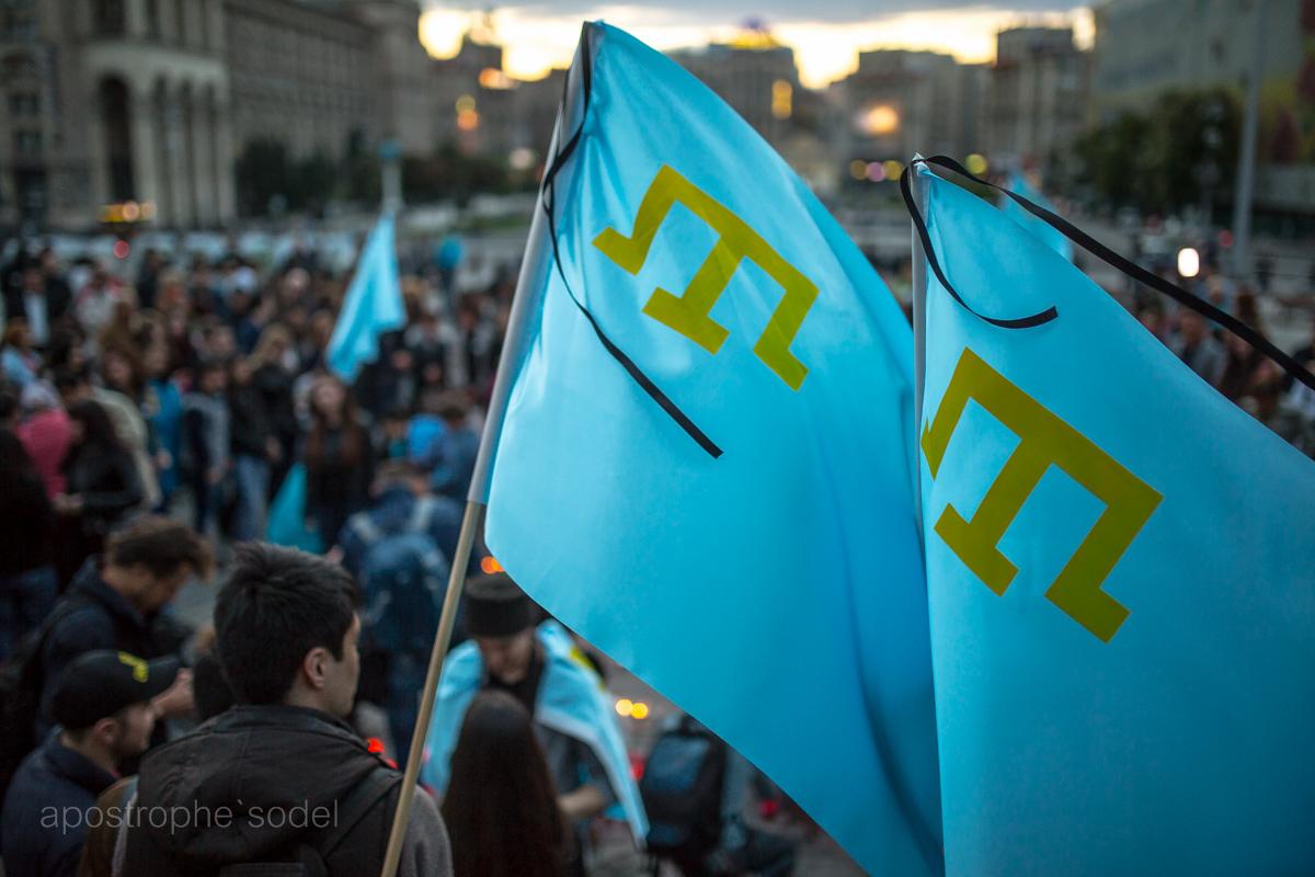 Акция состоялась на Майдане