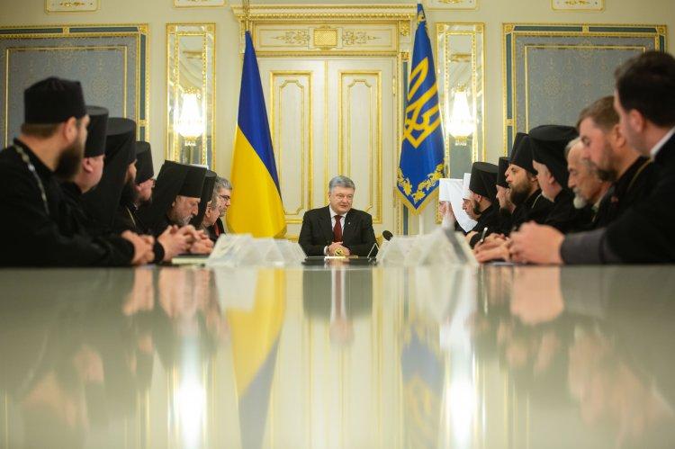 О чем Порошенко мог договориться со Вселенским Патриархом