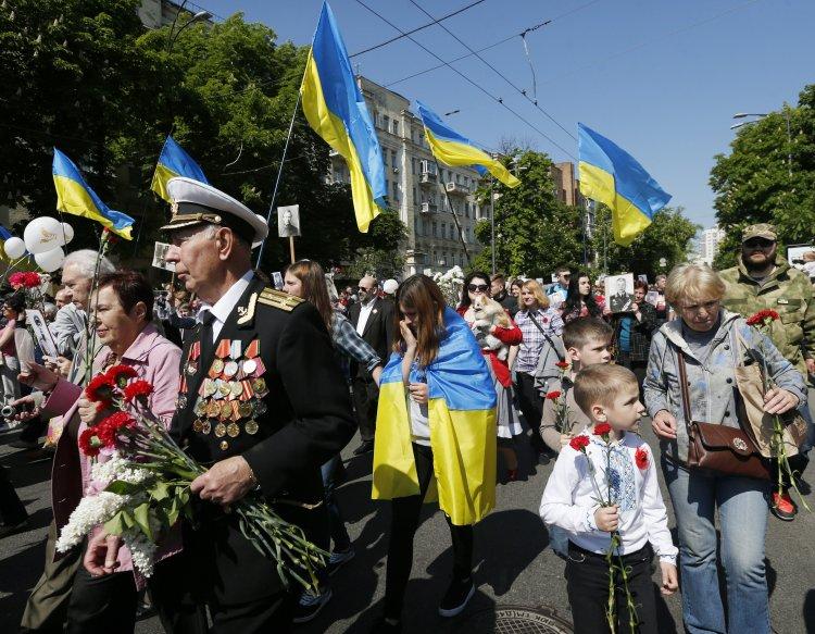 ВУкраине отмечают День памяти ипримирения