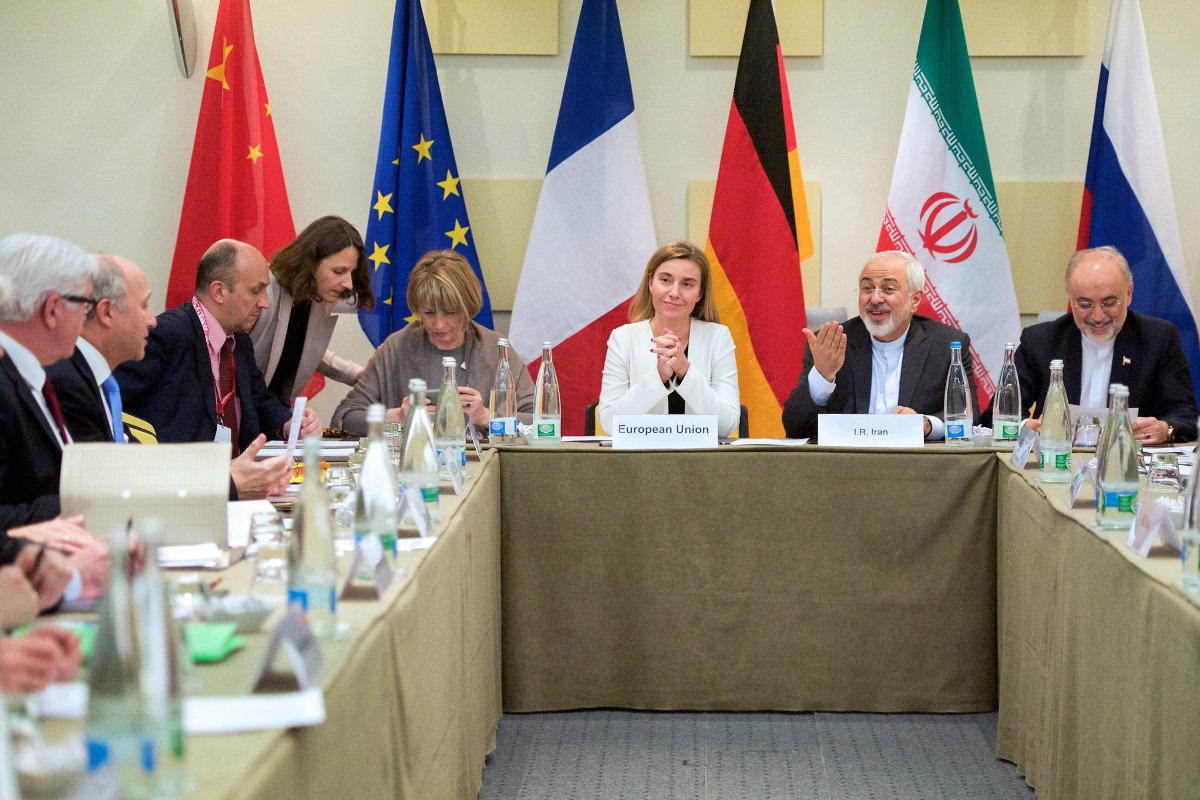Заключено соглашение, позволяющее Ирану торговать нефтью