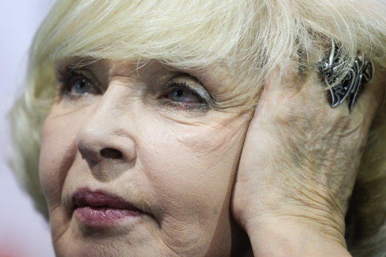 Знаменитая актриса о власти, Майдане и том, как с ней пытался выпить Янукович