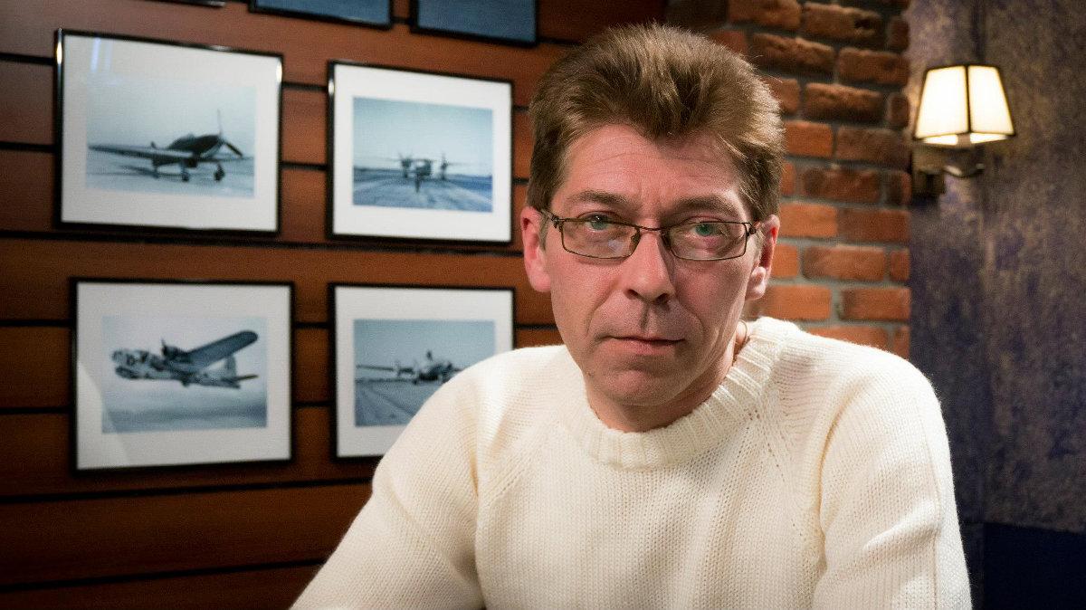 Российский журналист о войне в Украине, крахе режима Владимира Путина и проблемах в России