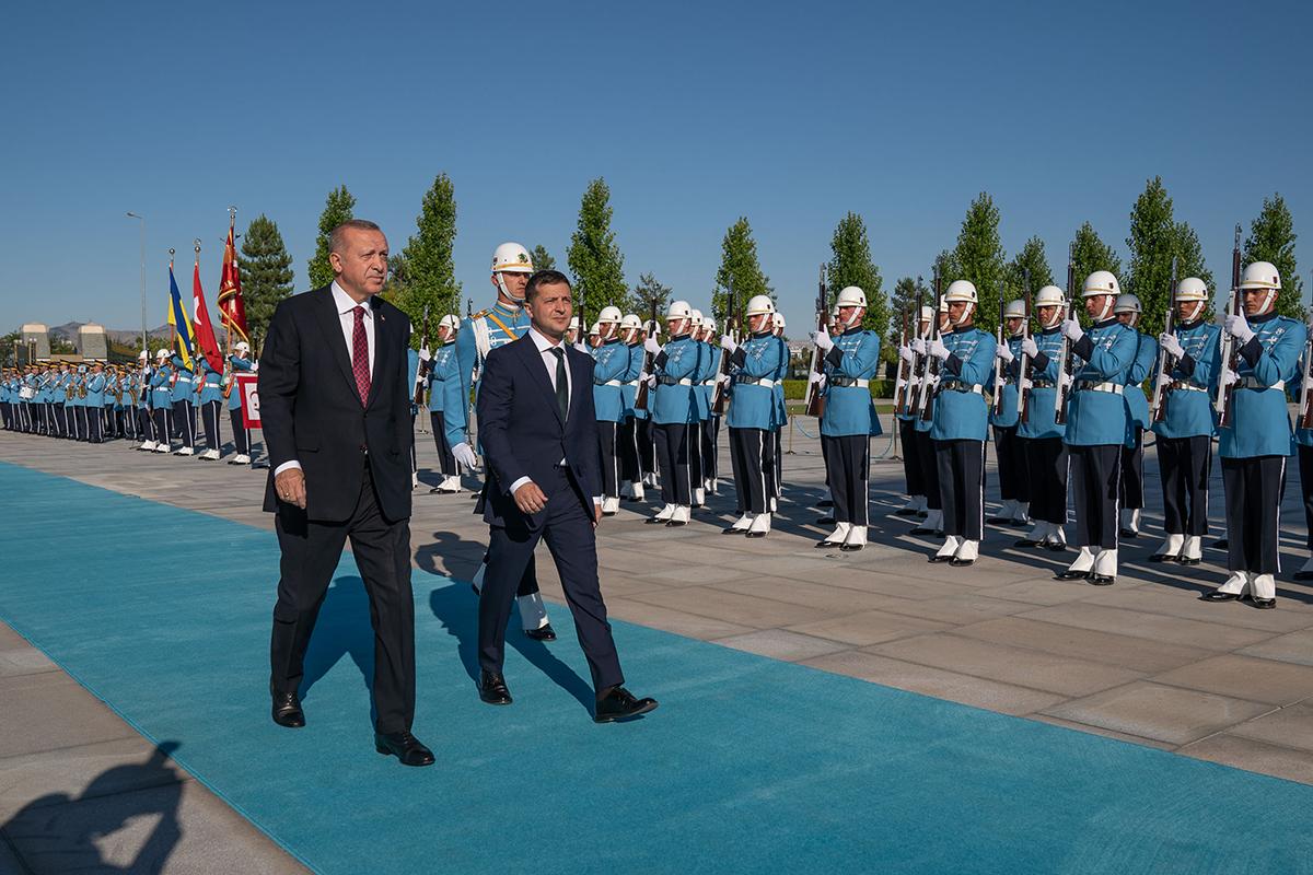 Турция останется важнейшим партнером Украины в противостоянии с Россией
