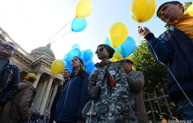 Милиция запретила оппозиционерам провести марш наНевском проспекте