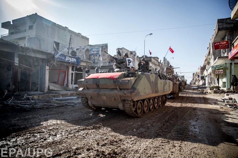 Почему российская армия в Сирии не может отвечать на обстрелы с турецкой территории