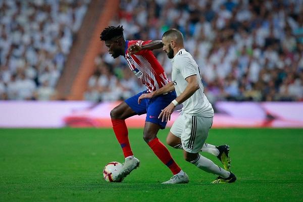 Мадридские клубы играли в финале Суперкубка Испании