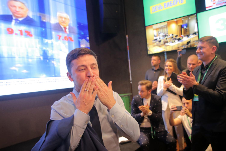 Ігор Петренко про перший тур виборів в Україні