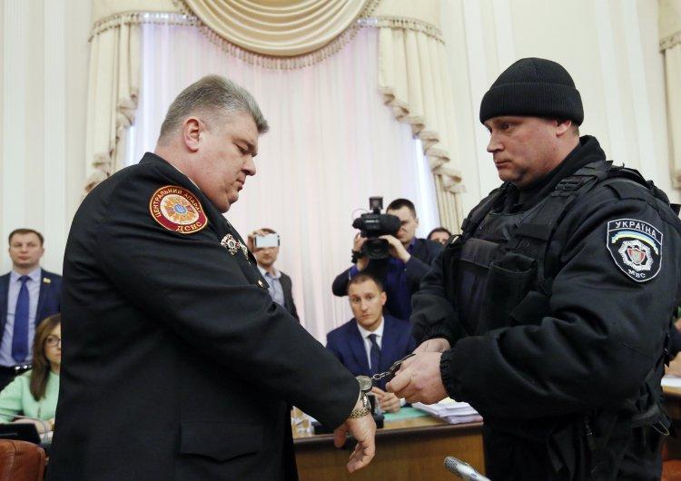 Сергей Бочковский был арестован на заседании правительстваФото: УНИАН