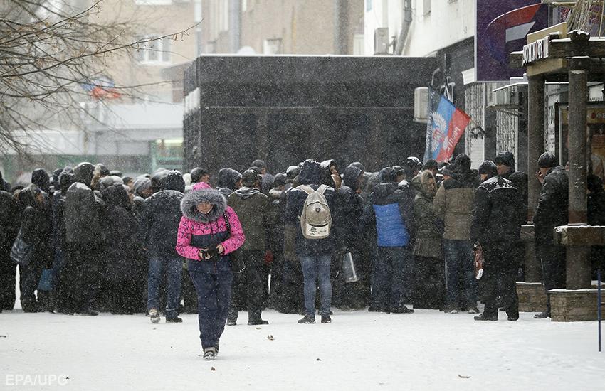 Семен Кабакаев о том, как живут люди на оккупированном Донбассе