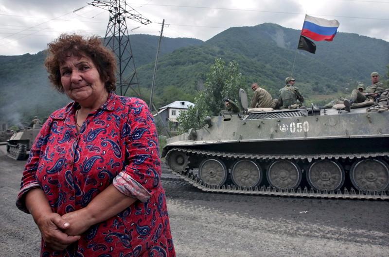 Картинки по запросу 10 років після війни Росії з Грузією фото