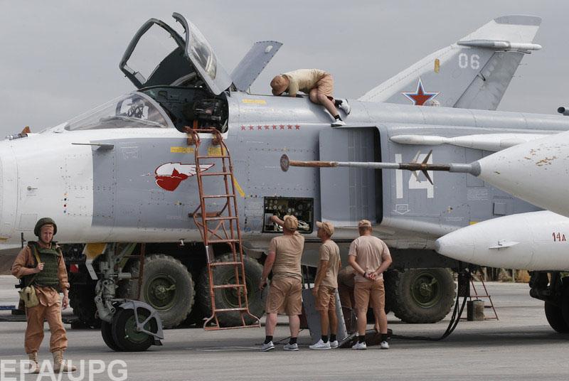 """Россия метит по базам международной коалиции, чтобы в который раз продемонстрировать """"необходимость сотрудничества"""""""