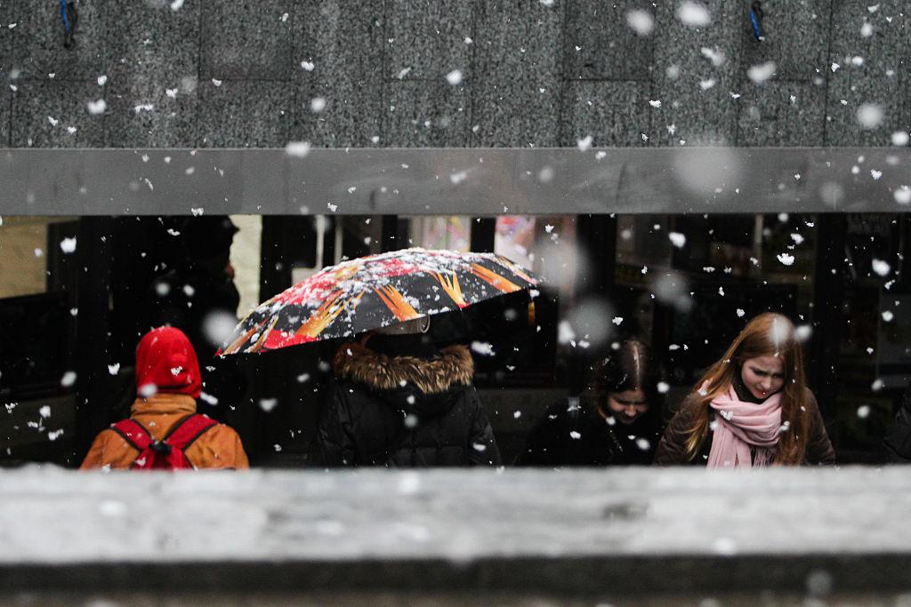 Синоптики рассказали о погоде на 15-18 ноября