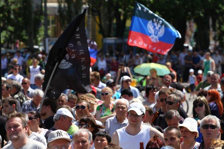 О замороженном конфликте на Донбассе