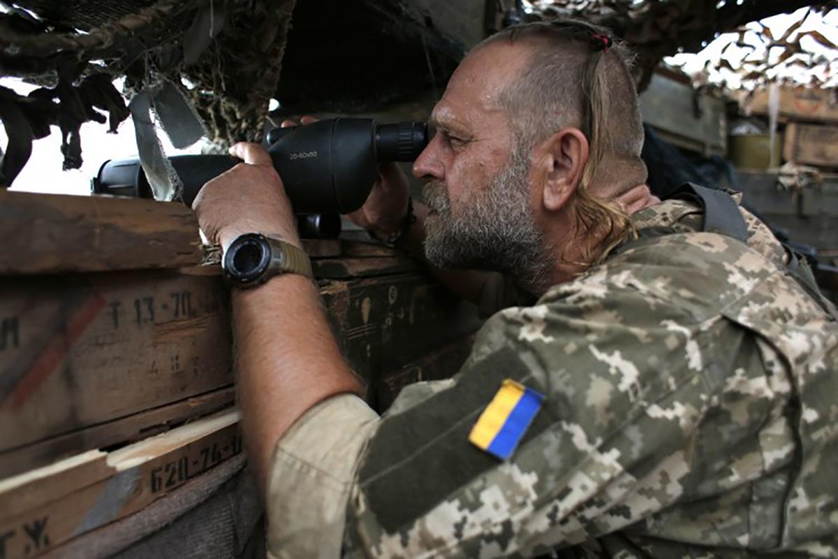 Боевики не оставляют попыток спровоцировать ВСУ на бойню
