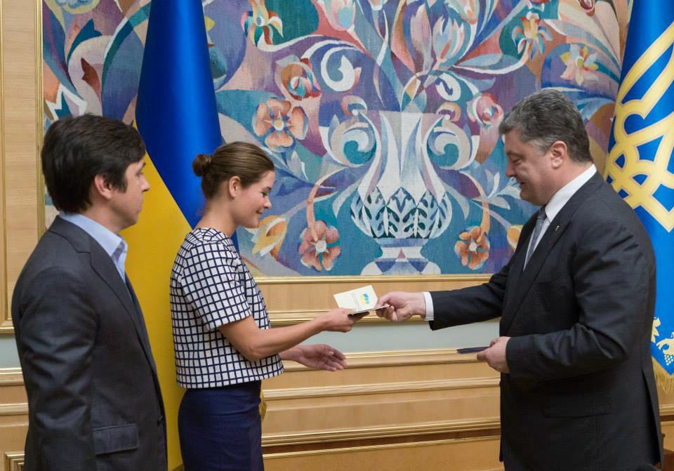 Как пользователи соцсетей отреагировали на получение Марией Гайдар украинского гражданства