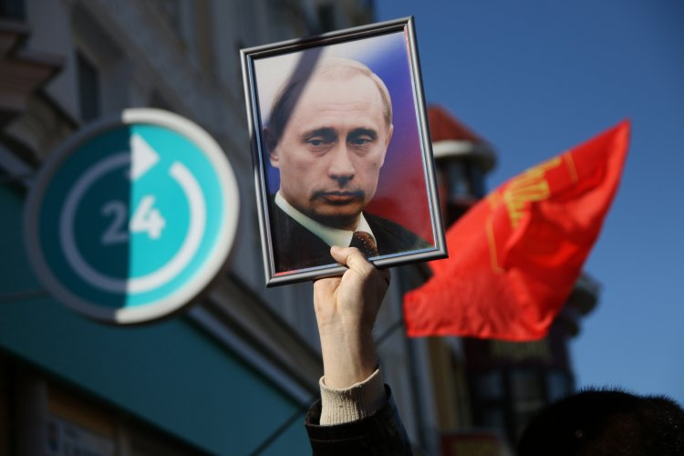 О компромате Запада на Путина и проблемах России