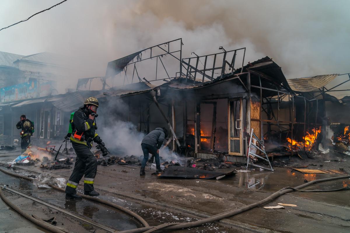 ГСЧС: Напожарах вгосударстве Украина ссамого начала года погибли 311 человек