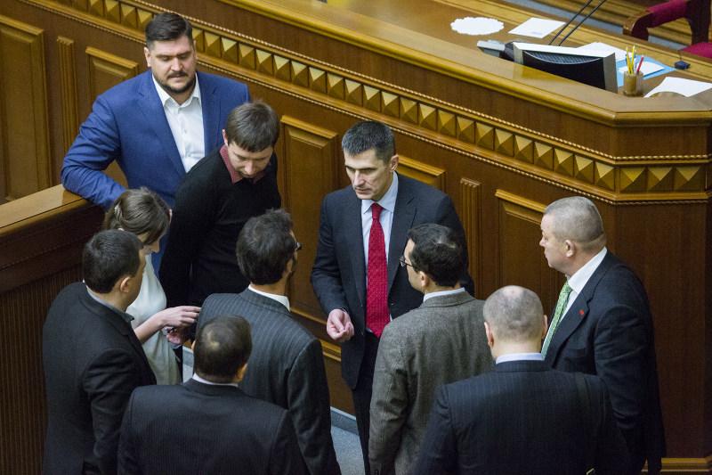 Народные депутаты заслушали отчет генерального прокурора