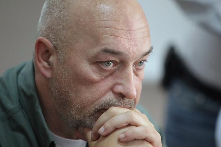 """Глава Луганской области об усталости людей от войны, """"черной дыре"""" на Донбассе и будущем региона"""