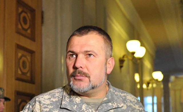 Народний депутат України Юрій Береза