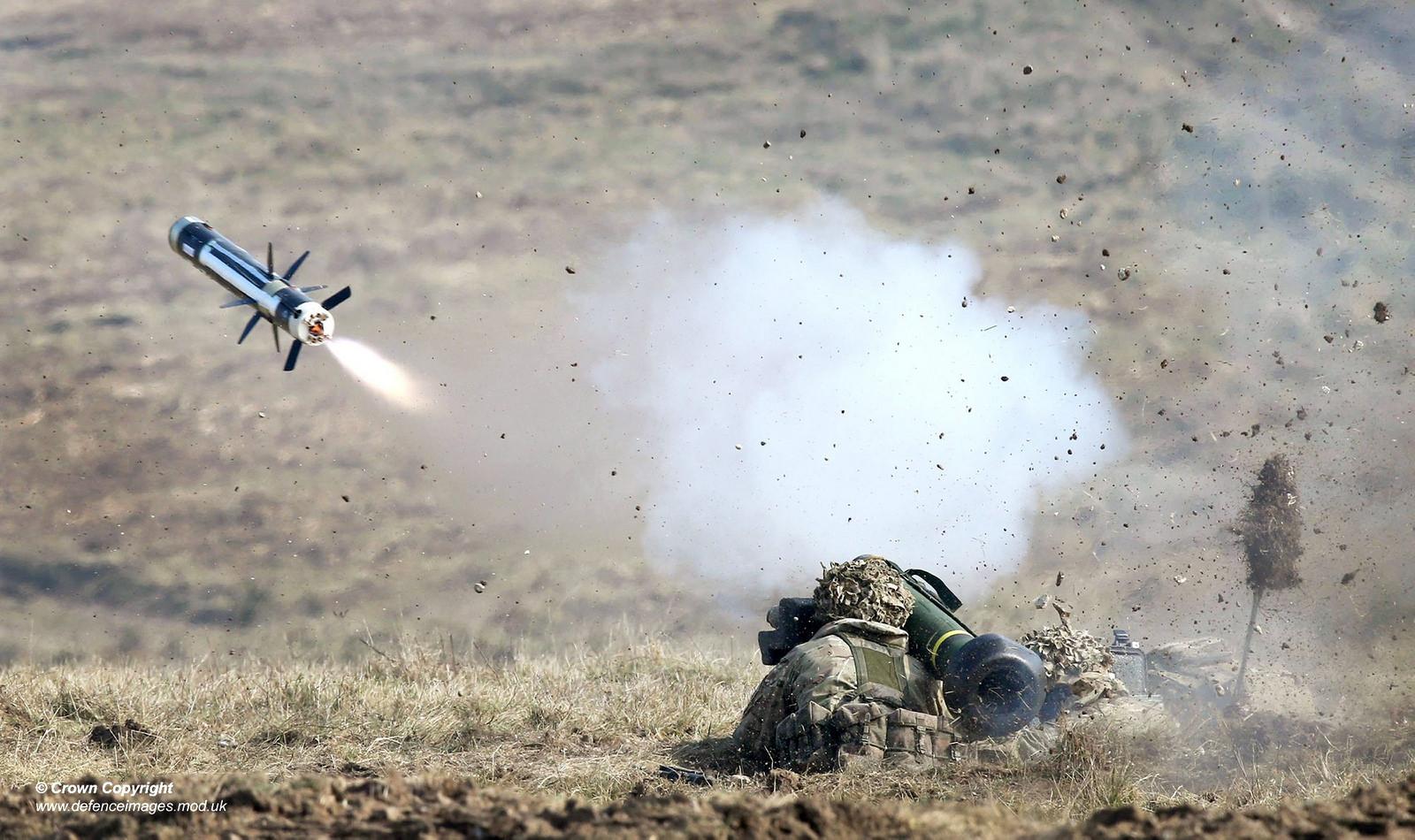Передача ракетных комплексов Javelin Украине может стать международным прецедентом