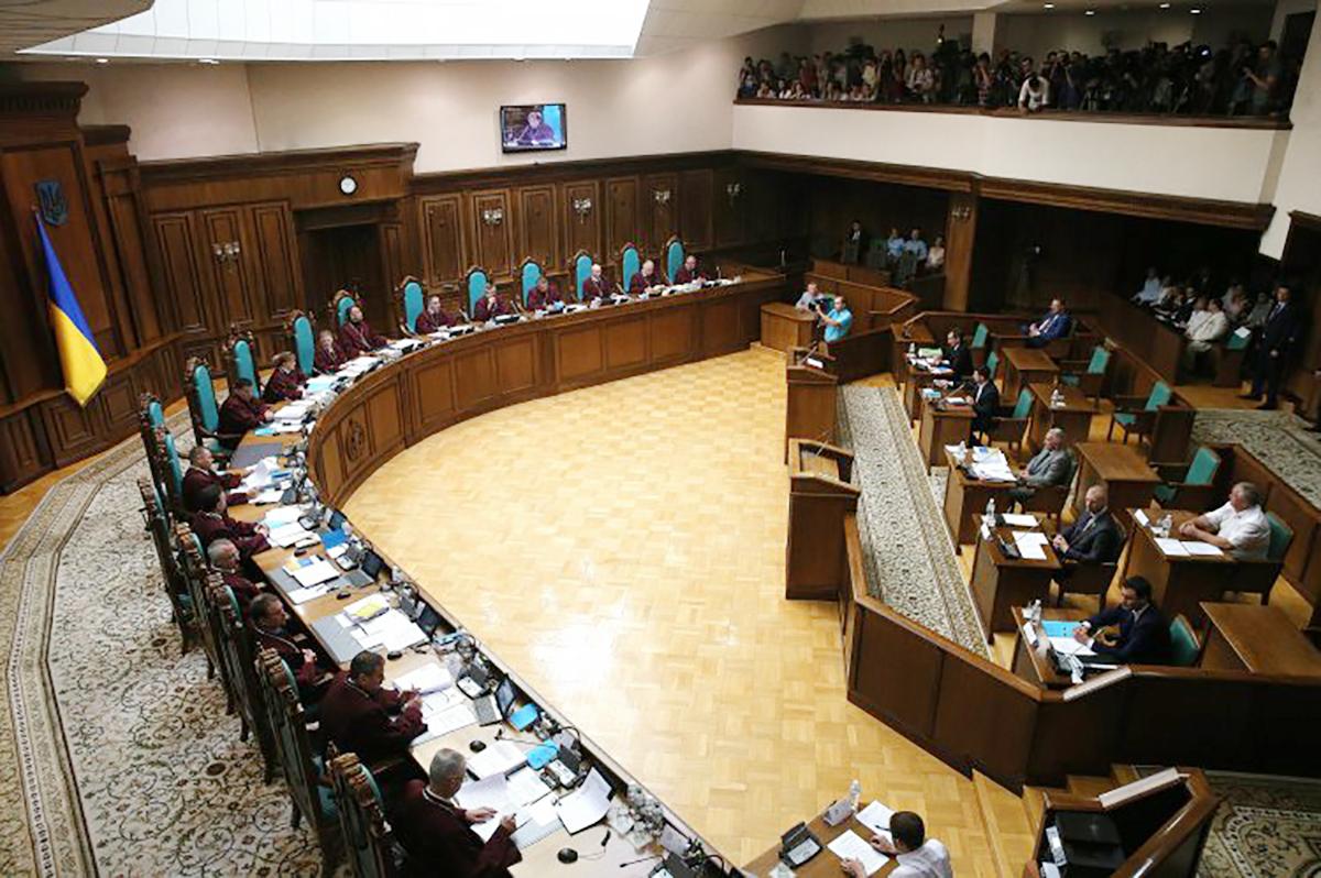 Долю дострокового розпуску парламенту вирішує КСУ