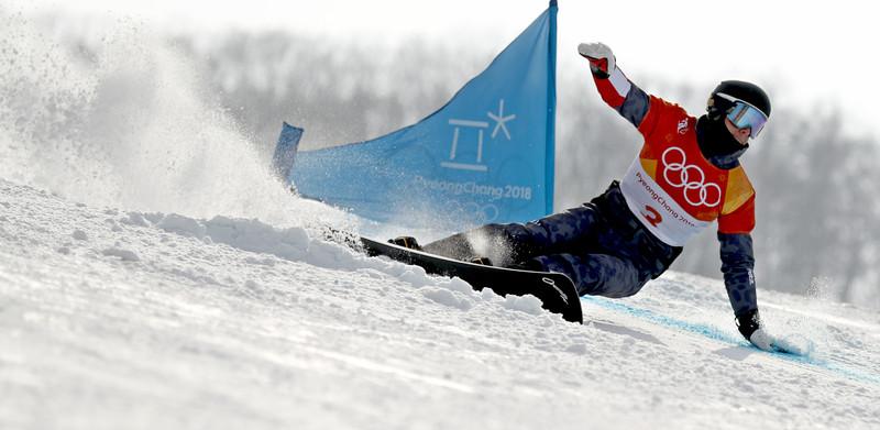 24 февраля в Пхенчхане разыграли 8 комплектов медалей