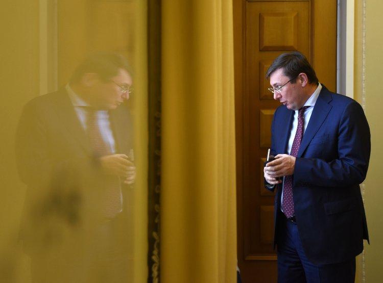 Генпрокурор активізувався на політичному поприщі неспроста