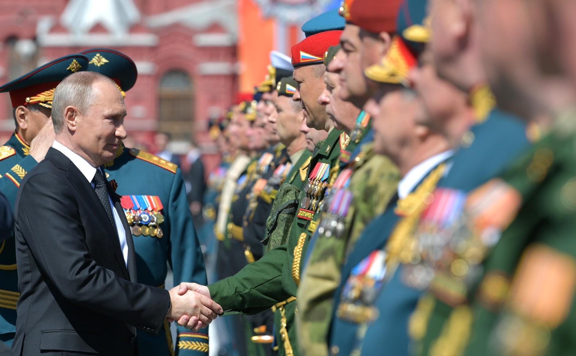 На Донбассе у России нет никаких побед