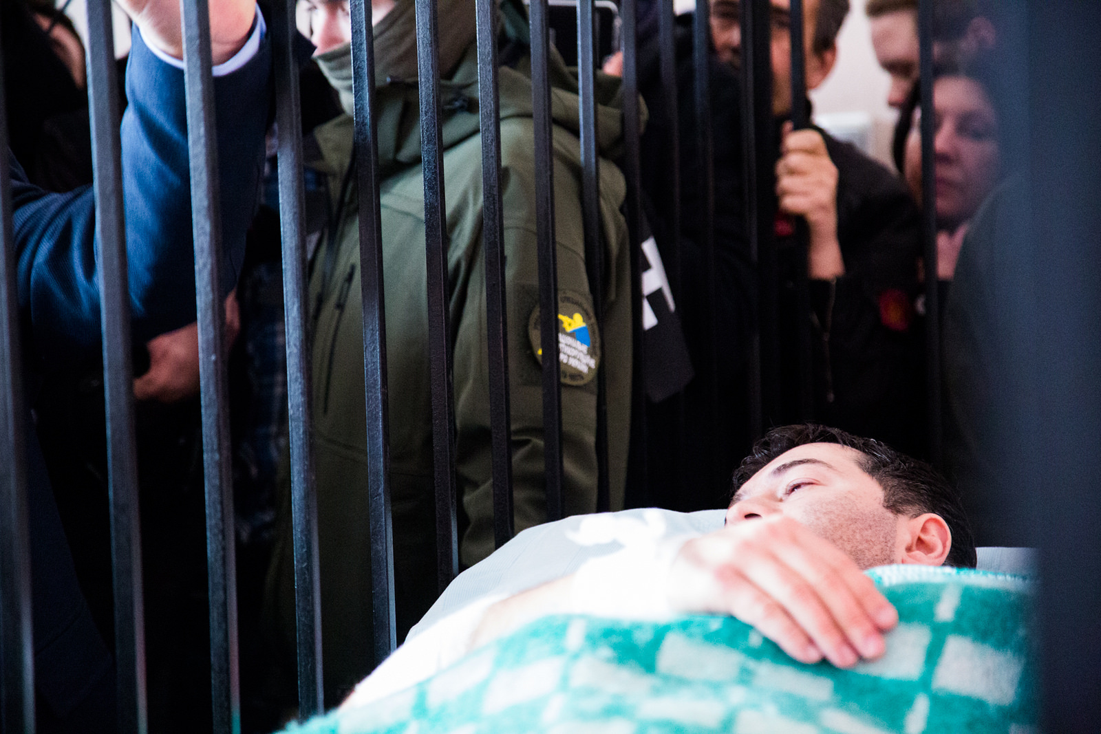 Суд по делу Романа НасироваФото: НАБУ