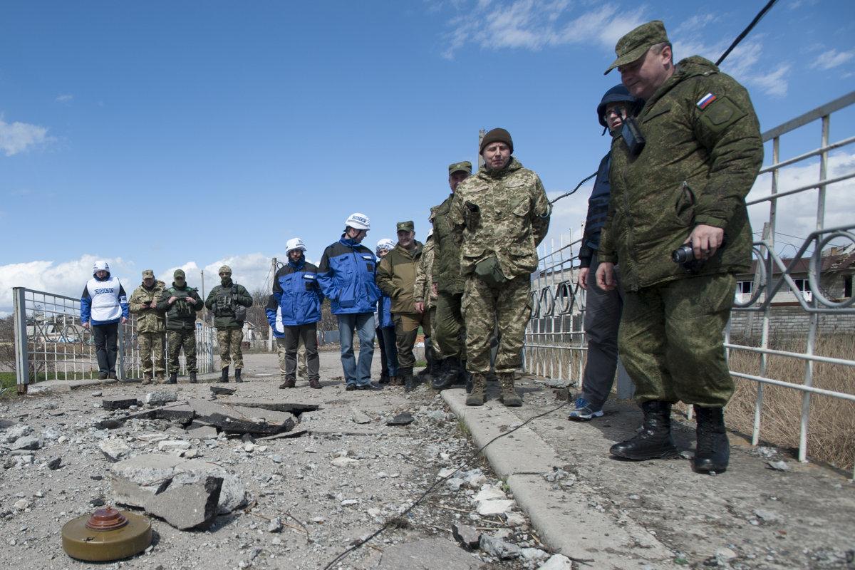 Украинская сторона прокомментировала скандальное заявление Минобороны России