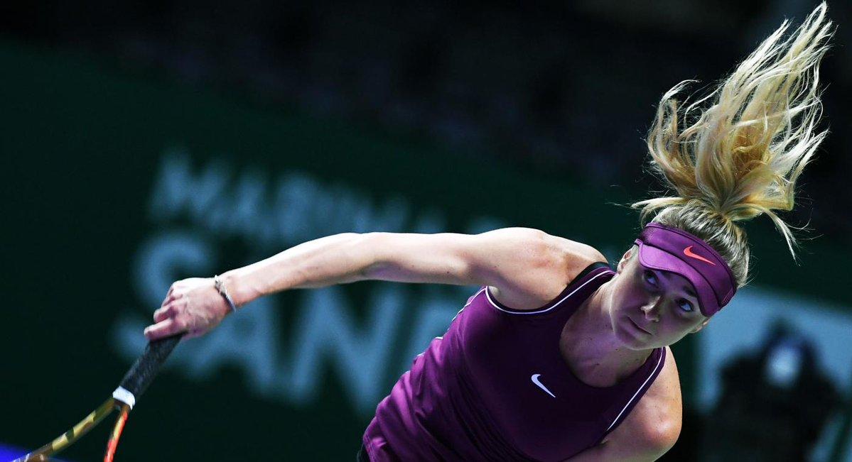 Первая ракетка Украины выиграла Итоговый турнир WTA