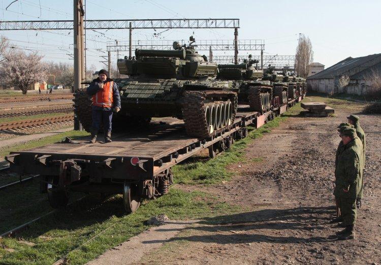 Дмитрий Тымчук о возможной переброске российских войск в Беларусь