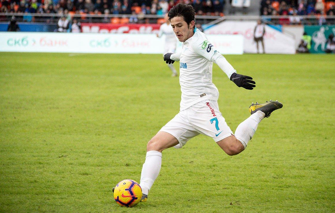 Прямая трансляция матча Зенит (Россия) – Вильярреал (Испания)