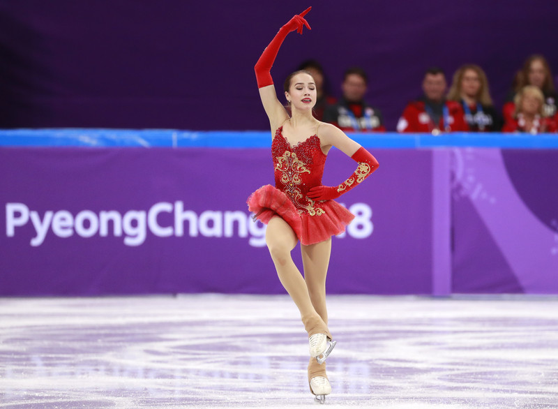 23 февраля в Пхенчхане разыграли 4 комплекта медалей