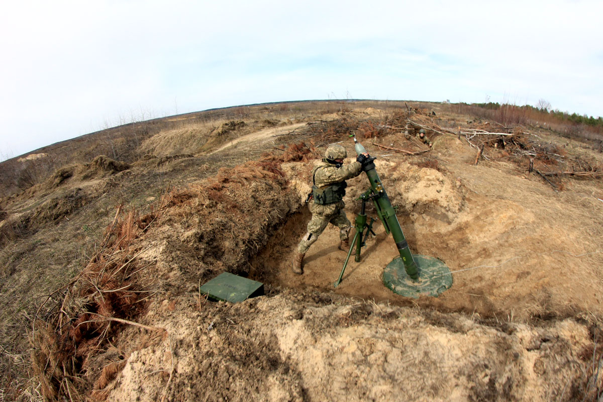 Генерал Игорь Романенко о трагедии на полигоне под Ровно