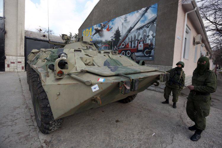Крым признали уязвимым местом агрессора