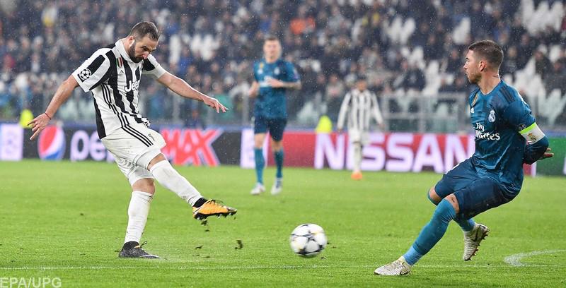 В Мадриде прошла ответная игра четвертьфинала Лиги чемпионов
