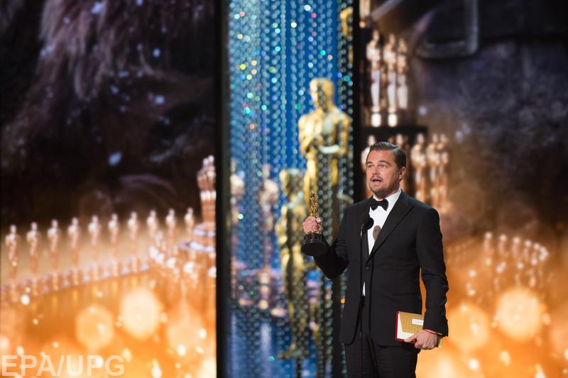 """Как блогеры отреагировали на получение """"Оскара"""" актером Леонардо Ди Каприо за лучшую мужскую роль"""