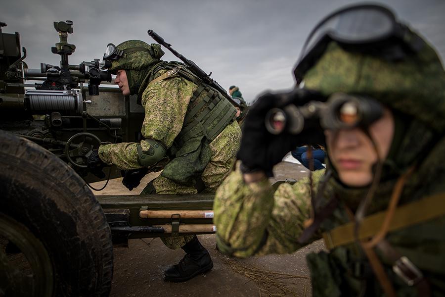 Росія активно розширює військову співпрацю з євразійськими сусідами