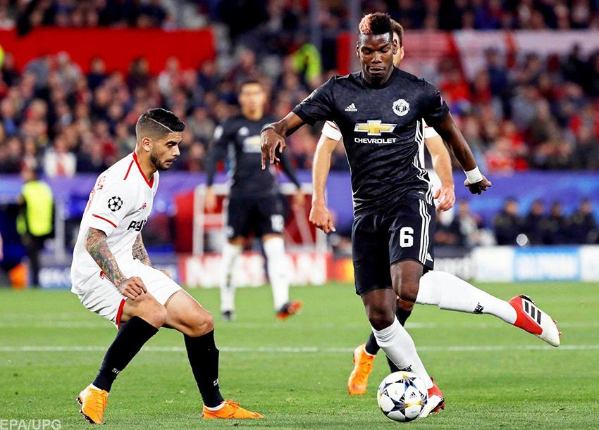 В Англии состоялся ответный матч 1/8 финала Лиги чемпионов