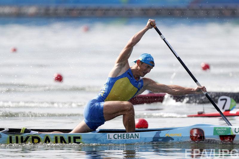 Каноист Юрий Чебан рассказал, какой ценой ему досталась победа на Олимпиаде-2016